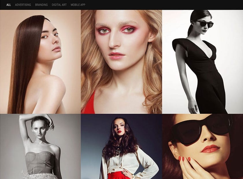 7 BEST WORDPRESS THEMES FOR PHOTOGRAPHERS