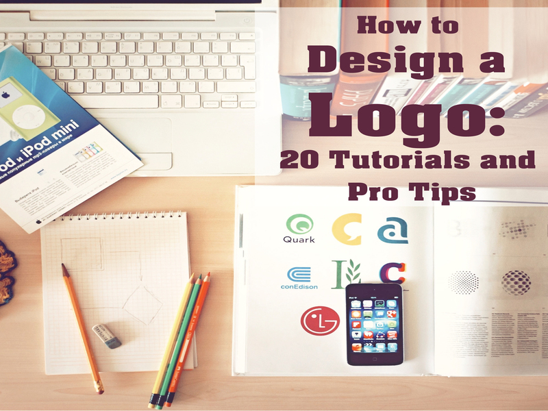 HOW TO DESIGN A LOGO: 20 TUTORIALS AND PRO TIPS