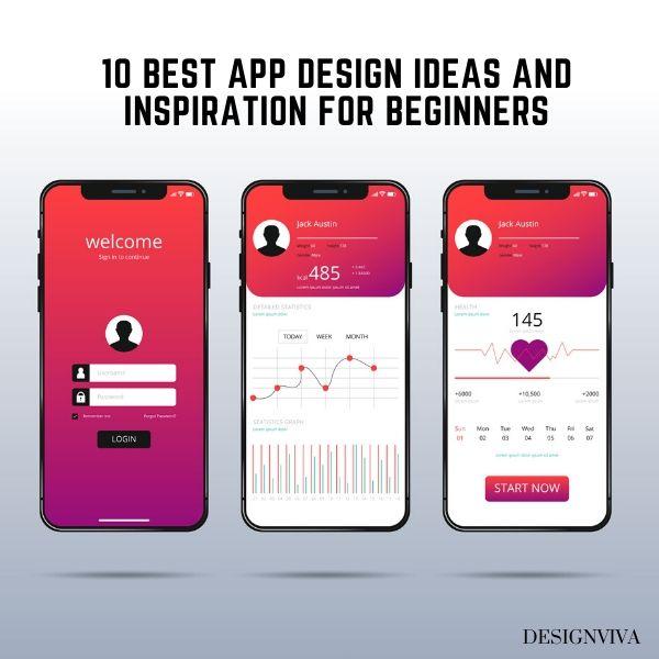 10 best App design ideas and inspiration